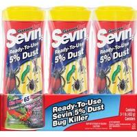 Garden Tech S7013 Sevin 5% Dust Bug Killer, 1 Lb