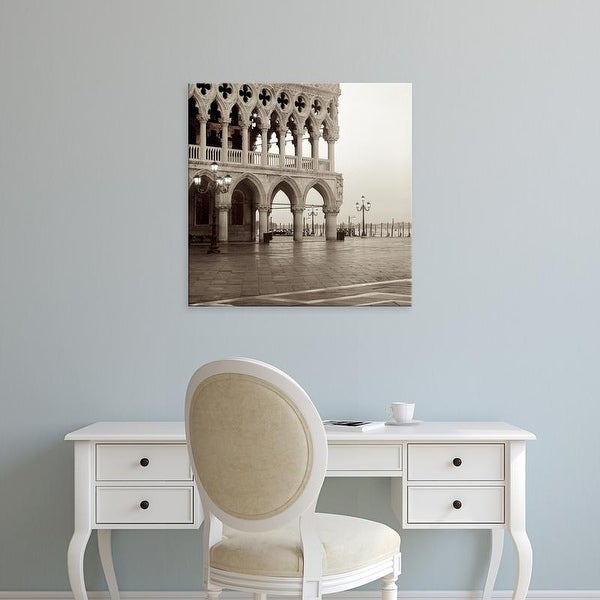Easy Art Prints Alan Blaustein's 'Venezia #13' Premium Canvas Art