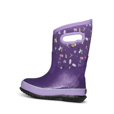 Bogs Outdoor Boots Girls Classic Pegasus Waterproof