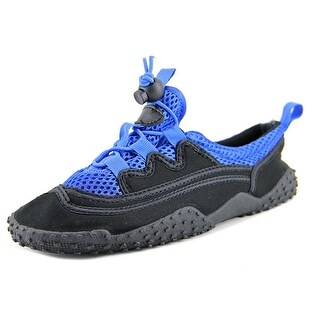 Easy USA Lace up Round Toe Synthetic Water Shoe