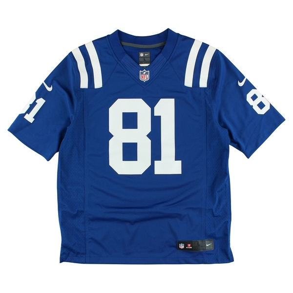 Shop Nike Mens Indianapolis Colts Andre Johnson NFL Limited Team Jersey  Royal Blue - Royal Blue White - On Sale - Free Shipping Today -  Overstock.com - ... 96990c8b2