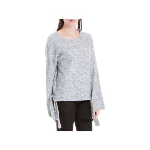 Max Studio Womens Pullover Sweater Wool Blend Winter