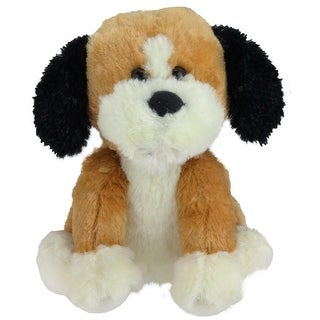 "9.5"" Echo Your Animated, Repeating Puppy Dog Buddy - Brown"