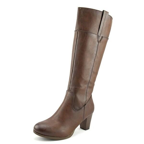 Patrizia By Spring Step Mastaza Medium Brown Boots
