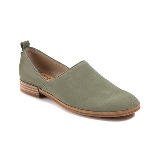 Lucca Lane Tabby Women's FLATS Military Olive