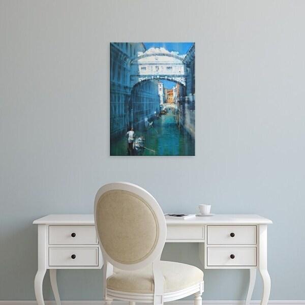 Easy Art Prints Alex Hook Krioutchkov's 'Venice II' Premium Canvas Art