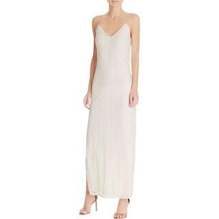 Guess Womens Jamila Maxi Dress Lace Lined