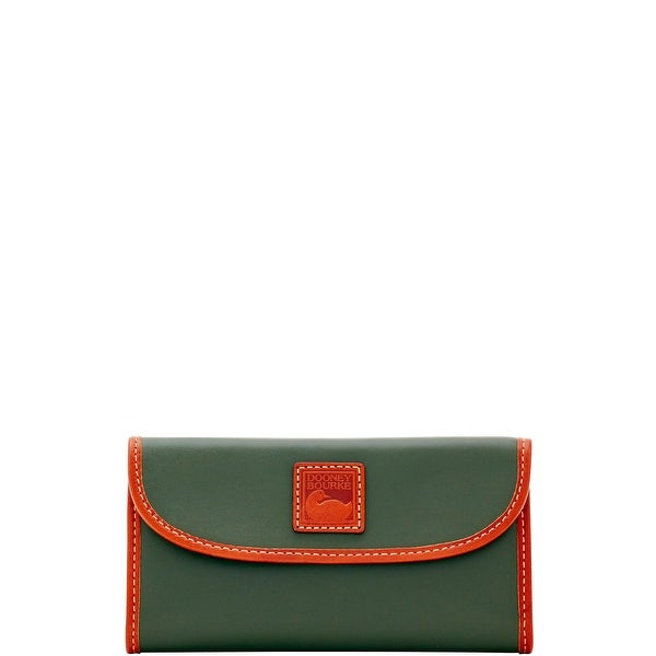 Dooney & Bourke Wexford Leather Continental Clutch (Introduced by Dooney & Bourke at $128 in Sep 2017)