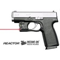 Viridian Reactor 5 Red Laser Sight For Kahr Pm & Cw 9/40 Featuring Ecr  Includes Hybrid Belt Holster