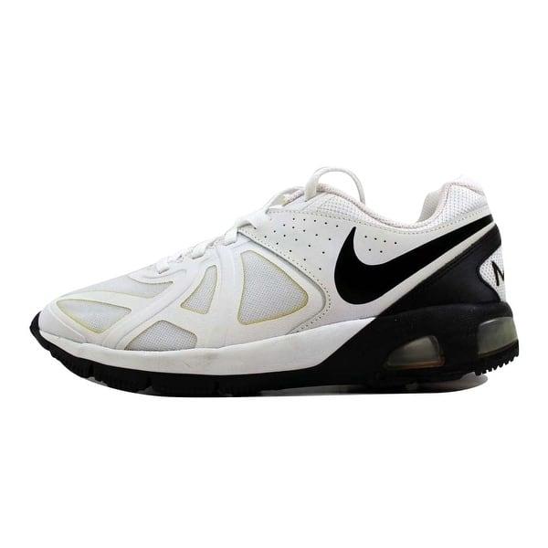 0eb0c2b41ed3f Shop Nike Men's Air Max Run Lite 5 White/Black-White 631263-101 Size ...