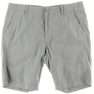 Calvin Klein Jeans Mens Twill Casual Casual Shorts - 38