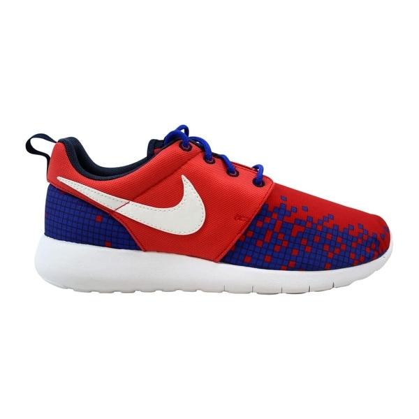 Shop Nike Roshe One Print Lihgt Crimson