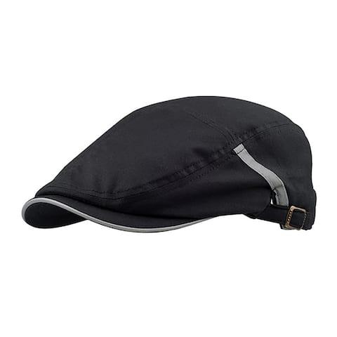 New Sandwich Bill Ivy Cap - Black one size
