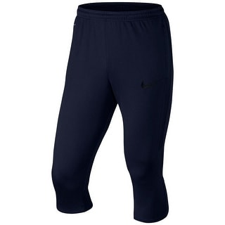 Nike Mens Athletic Pants Dri-Fit Cropped