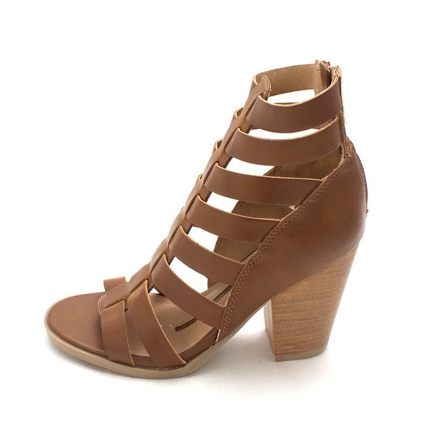 New Directions Womens KANE Open Toe Casual Strappy Sandals - 6.5