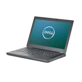Dell Latitude E6410 Core i5-520M 2.4GHz 6GB RAM 320GB HDD DVD-RW Windows 10 Home 14.1-inch Laptop (Refurbished)