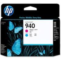 HP 940 Magenta and Cyan Original Printhead (C4901A) (Single Pack)