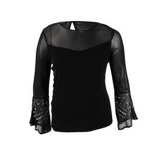 eeff73824cb5e INC International Concepts Women s Sequined Top. SALE. Quick View
