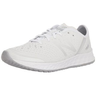 New Balance Womens fresh foam crush trainer Fabric Low Top Lace Up Running Sn...