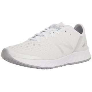 a81822564eb New Balance Womens fresh foam crush trainer Fabric Low Top Lace Up Running  Sn..
