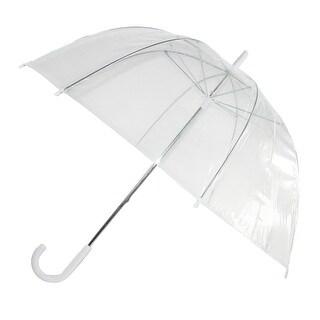 iRain Clear Bubble Dome Umbrella - One size