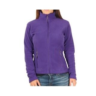 "Landway Ladies ""Glacier"" High Loft Fleece Jacket"