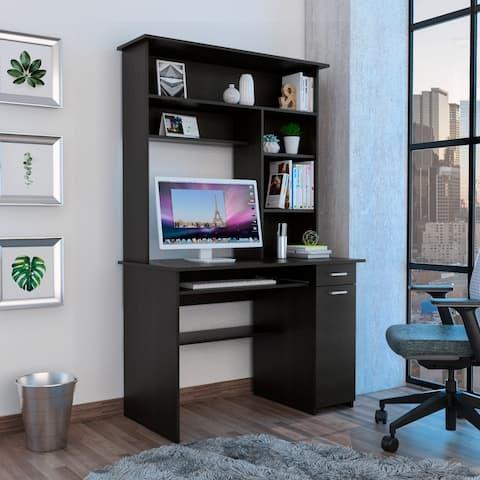 Compu 180 Hutch Desk
