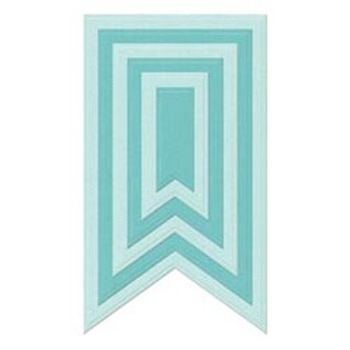 """Party Banners; .6""""X1.8"""" To 3.1""""X5.5"""" - Lifestyle Nesting Dies 6/Pkg"""