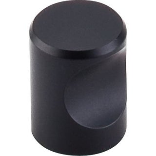 Top Knobs M581 Nouveau III 3/4 Inch Diameter Cylindrical Cabinet Knob