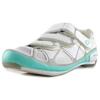 Pearl Izumi Select RD IV Women Round Toe Canvas White Running Shoe