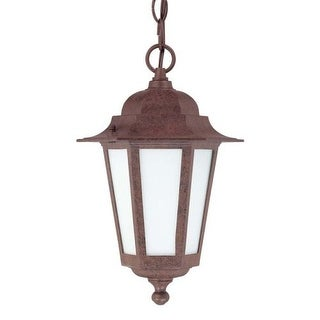 Nuvo Lighting 60/2208 Single Light Up Lighting Outdoor Pendant from the Cornerstone ES Collection