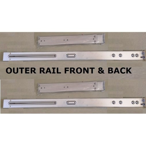 Supermicro Accessory Mcp-290-00004-03 1U Chassis Mounting Rails And Kit