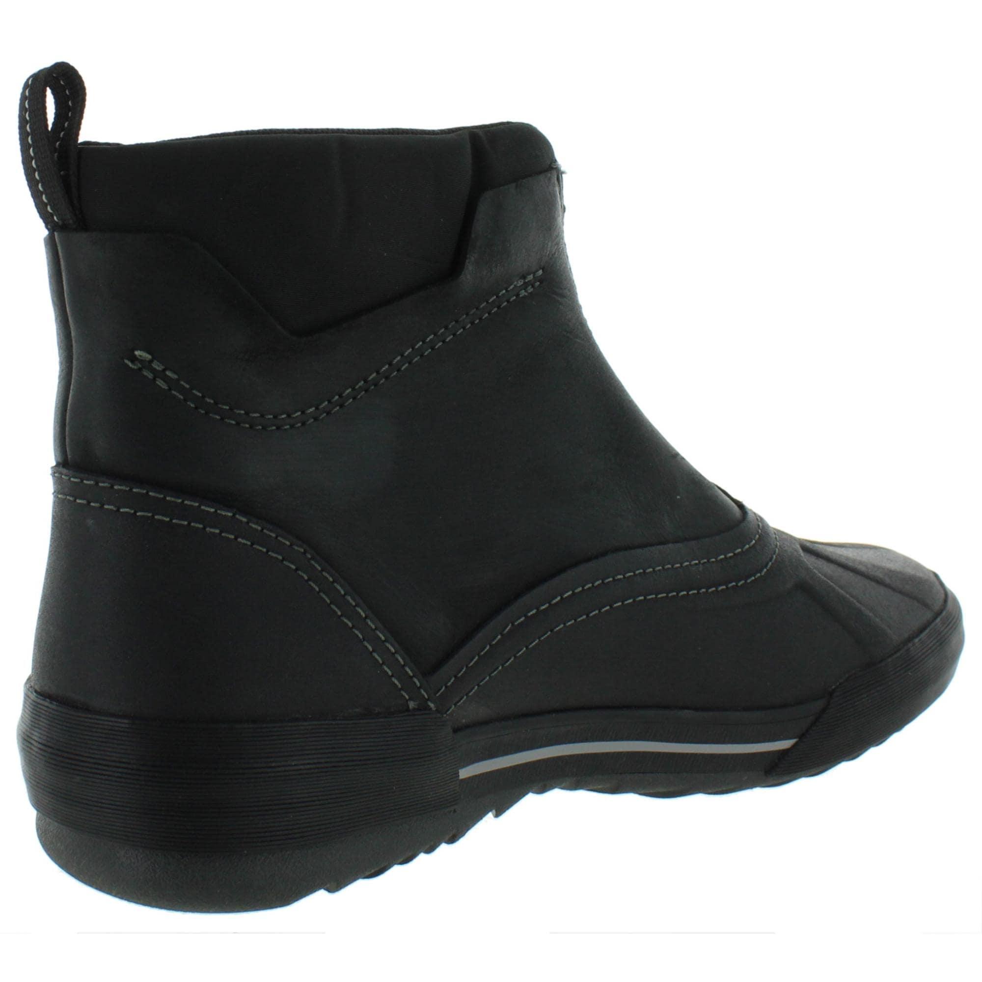 Shop Clarks Mens Bowman Top Ankle Boots