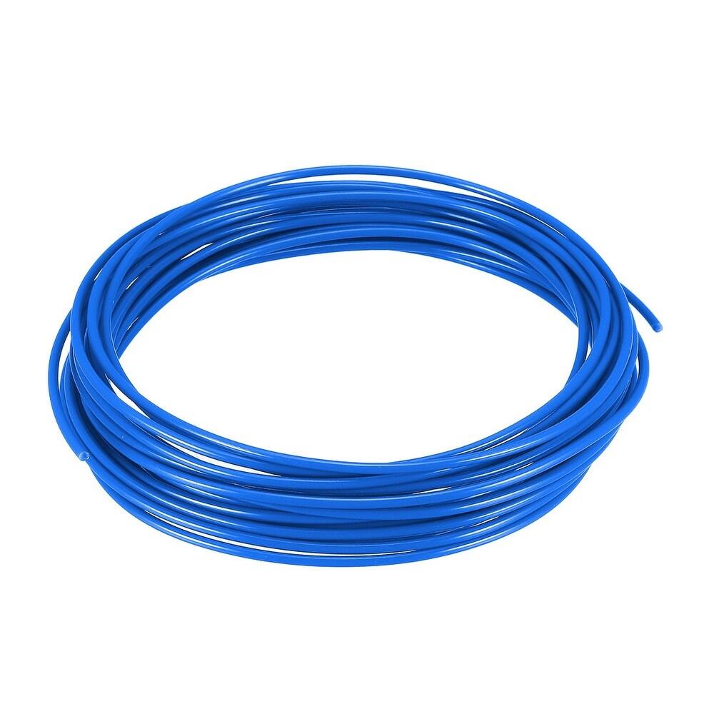 5 Meter/16 Ft PLA 3D Pen/3D Printer Filament, 1.75 mm Sky Blue -  Unique Bargains