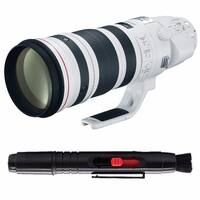 Canon EF 200-400mm f/4L IS USM Lens (International Model) Bundle