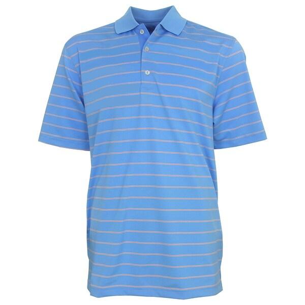 Croft & Andrews Single Stripe Polo Golf Shirt, Brand NEW