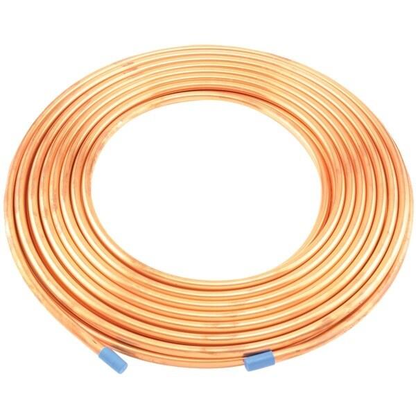 "6363206859800 Copper Refrigeration Tubing (3/8"")"
