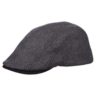Stetson Men's Wool Blend Ivy Cap - Charcoal