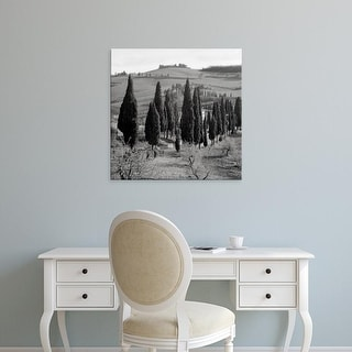 Easy Art Prints Alan Blaustein's 'Tuscany #4' Premium Canvas Art