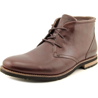 Rockport Ledge Hill Too Men Round Toe Leather Chukka Boot