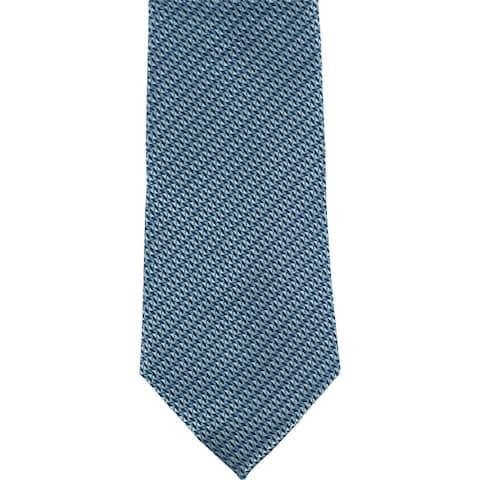 Geoffrey Beene Mens Micro Sun Neat Self-Tied Necktie - One Size