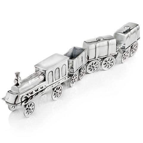 "HomeRoots 3"" x 30"" x 7"" Buffed, Aluminum - Train"
