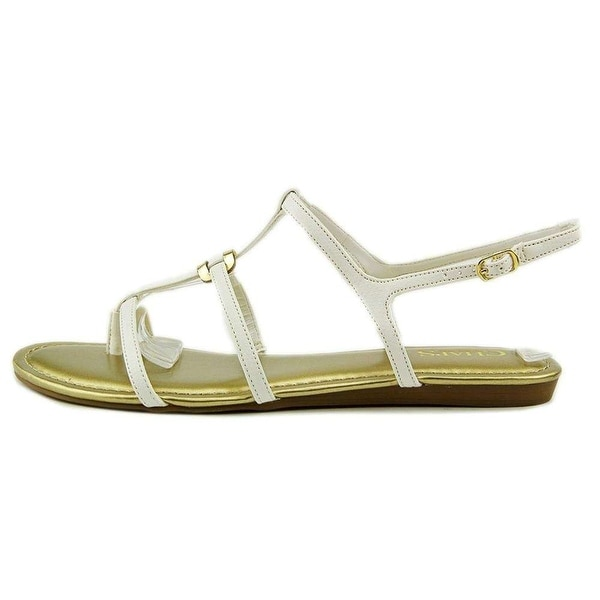 Chaps Womens selma Open Toe Casual Ankle Strap Sandals