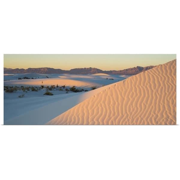 White Sands National Monument Sunrise