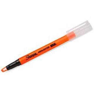 Fl. Orange-Clearview Highlightr (12/Pack)