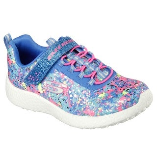 Skechers 81910L BLMT Girl's ILLUMINATIONS Sneaker