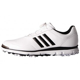 Adidas Women's Adistar Lite BOA Cloud White/Core Black/Core Black Golf Shoes Q44693