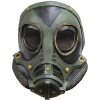Morris Costumes TB26557 M3A1 Gas Latex Mask