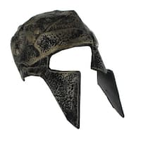 Spartan Adult Costume Helmet - Gold