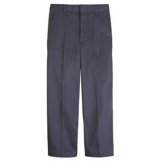 French Toast Boys 8-20 Adjustable Waist Flat Front School Pant